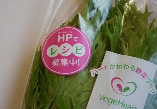 野菜を使ったレシピ募集